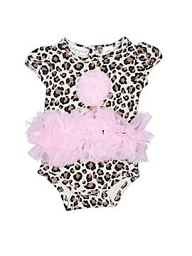 Baby Rageous Short Sleeve Onesie Size 9 mo