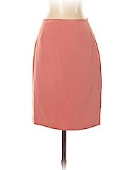 Josephine Chaus Women Silk Skirt Size 4