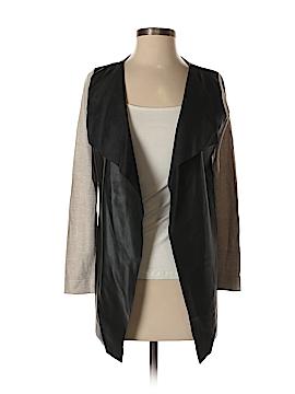 Zara Faux Leather Jacket Size S