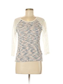 Hinge 3/4 Sleeve Top Size M