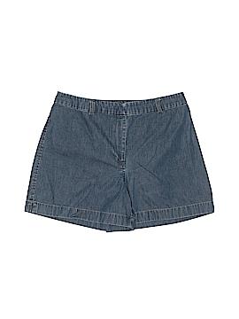 Ann Taylor Denim Shorts Size 10