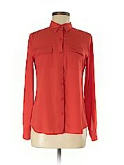 Ann Taylor LOFT Outlet Women Long Sleeve Blouse Size S