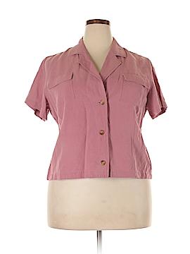 Orvis Silk Blazer Size XL