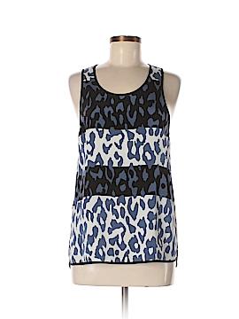 Derek Lam Sleeveless Silk Top Size L