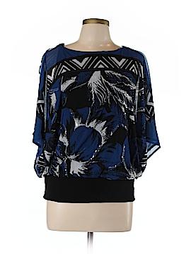 Alfani 3/4 Sleeve Blouse Size L