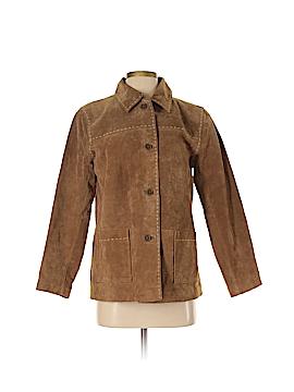 Denim Co Leather Jacket Size S