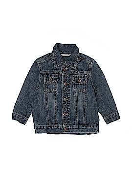 Genuine Kids from Oshkosh Denim Jacket Size 24 mo