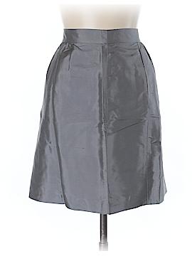 Ann Taylor LOFT Silk Skirt Size 12