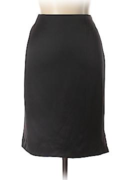 AKRIS Silk Skirt Size 14
