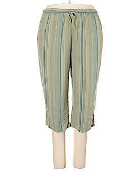 Avenue Linen Pants Size 22/24 Plus (Plus)
