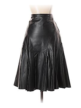 BCBGMAXAZRIA Leather Skirt Size 4
