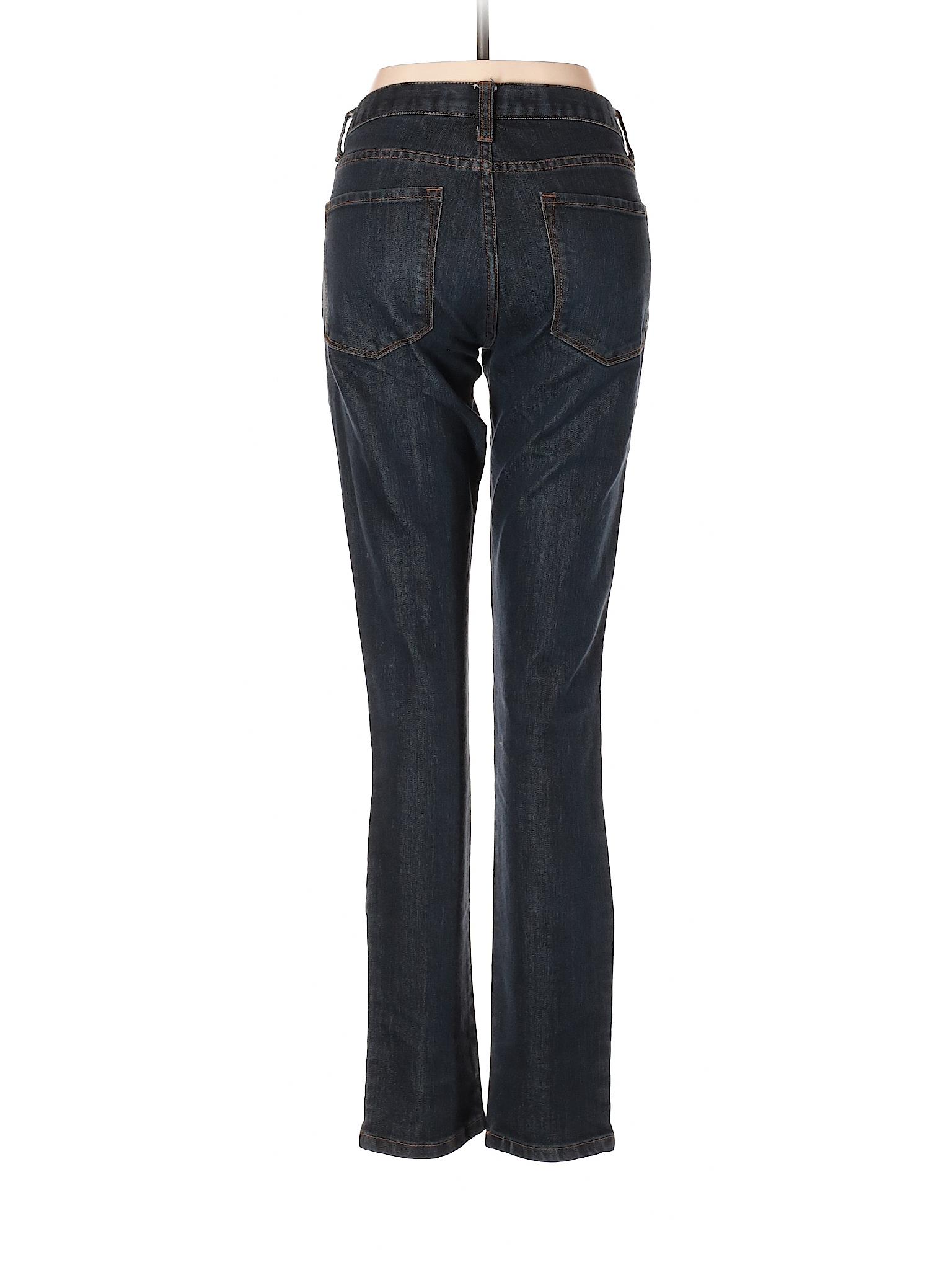 22a363be6ea1 Joe Fresh Solid Dark Blue Jeans Size 6 - 75% off | thredUP