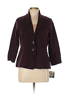 Alfani Essentials Jacket Size 0X (Plus)