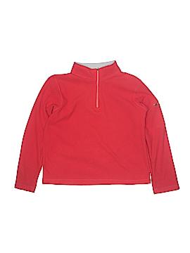L.L.Bean Fleece Jacket Size 14 - 16