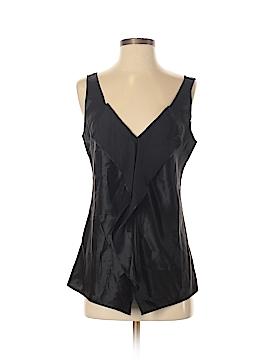 Ann Taylor Sleeveless Silk Top Size M
