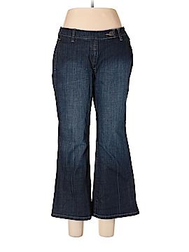 Lands' End Jeans Size 12 (Petite)