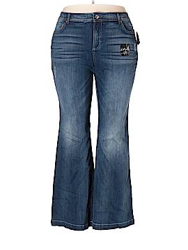 INC International Concepts Jeans Size 18w (Plus)