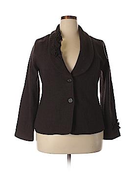 Marisa Christina Wool Blazer Size XL