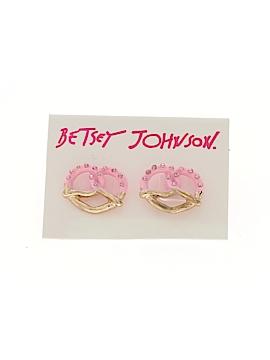Betsey Johnson Earring One Size