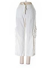 J. Crew Women Linen Pants Size 0