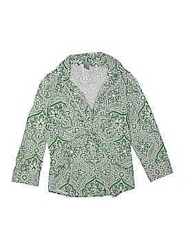 Ann Taylor 3/4 Sleeve Blouse Size 1