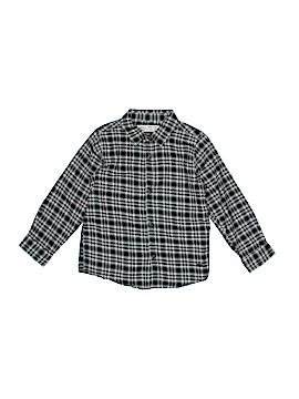 Zara Baby Long Sleeve Button-Down Shirt Size 2 - 3