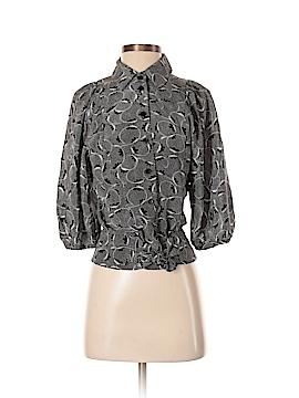 Maple 3/4 Sleeve Silk Top Size 0