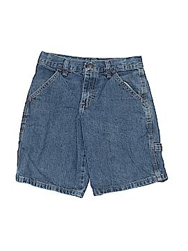 Wrangler Jeans Co Denim Shorts Size 8 (Husky)