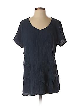 Purejill Short Sleeve Top Size M (Petite)