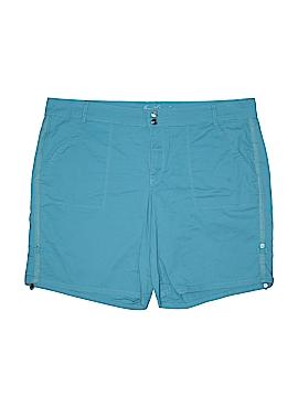 Gloria Vanderbilt Khaki Shorts Size 16