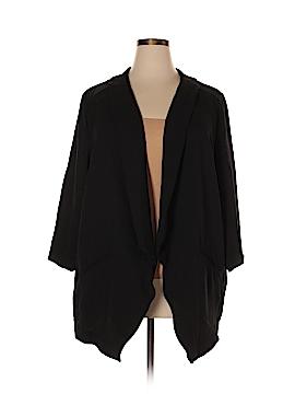 Melissa McCarthy Seven7 Blazer Size 2X (Plus)