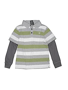 Shaun White Long Sleeve Polo Size S (Youth)