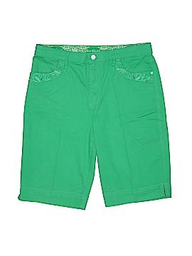 Gloria Vanderbilt Khaki Shorts Size 8