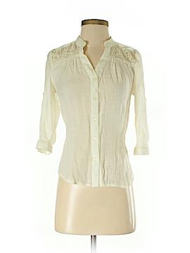 Edge 3/4 Sleeve Blouse Size S