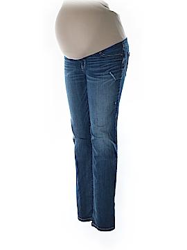 Indigo Blue Jeans Size 13 (Maternity)