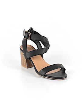 Bamboo Heels Size 5 1/2