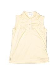 IZOD Girls Sleeveless Polo Size 4 - 5