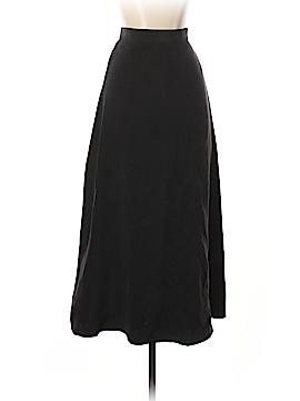 Due Per Due Silk Skirt Size 2