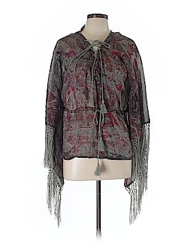 Denim & Supply Ralph Lauren 3/4 Sleeve Blouse Size Med/Lg