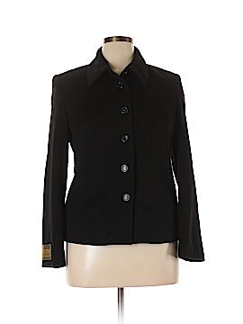Louben Wool Coat Size 12 (Tall)