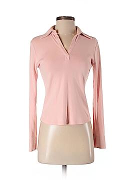 Ann Taylor LOFT Long Sleeve Polo Size XS