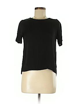 Daniel Rainn Short Sleeve Blouse Size S (Petite)