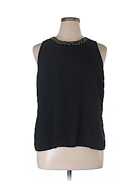 WD.NY Sleeveless Blouse Size XL