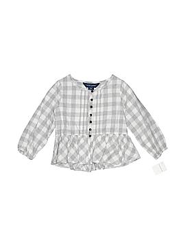 Ralph Lauren Long Sleeve Blouse Size 2T