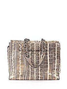Diane von Furstenberg Leather Satchel One Size