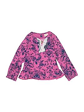 Haute Baby Long Sleeve Top Size 4