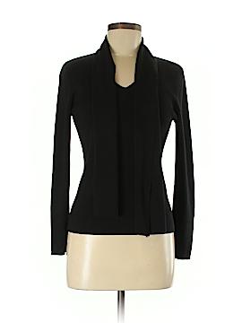 Petite Sophisticate Silk Pullover Sweater Size S