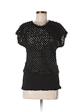 Voice Short Sleeve Blouse Size L