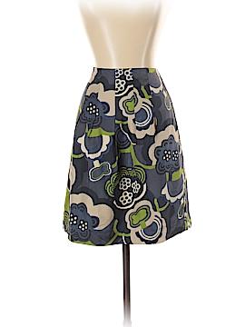 Boden Silk Skirt Size 2