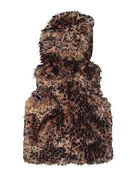 Urban Republic Faux Fur Vest Size 6X